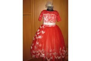 Новые Детские бальные платья Handmade