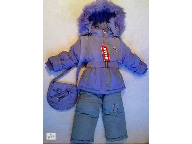 0838142b649776 бу Дитячий зимовий комбінезон для дівчинки 3-4 роки в Кропивницькому  (Кіровоград)
