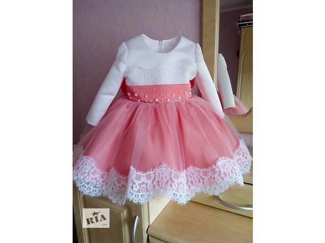 c3c582c122c Красивое платье на 1 год! Платье на годик! Family Loock! Мама и ...