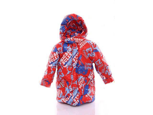 бу Куртка Евро для мальчика Chicago красный в Львове
