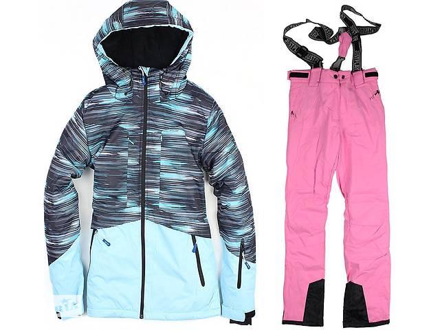 продам Лыжный костюм BLUE-PINK бу в Львове