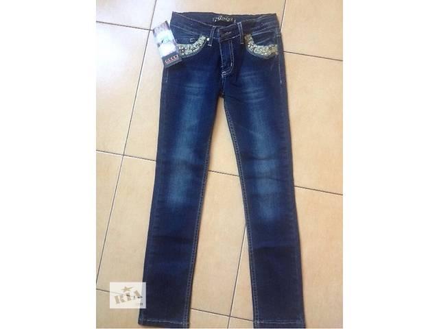 Нові круті джинси на дівчинку - Дитячий одяг в Києві на RIA.com 2582e1842052e