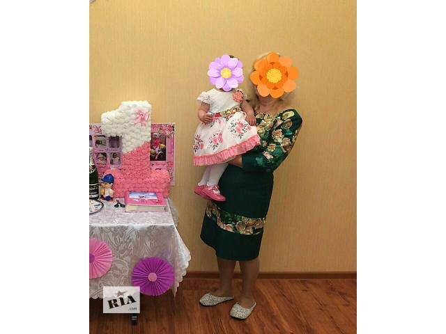 Плаття для дівчинки 1-2 роки - Дитячий одяг в Вінниці на RIA.com 4ae7bbf62233a