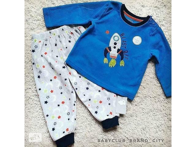 Пижама primark флисовая теплая пижамка - Дитячий одяг в Мирнограді ... 2b03a80700d92