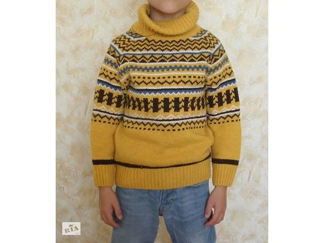Свитер теплый на мальчика.- объявление о продаже  в Киеве
