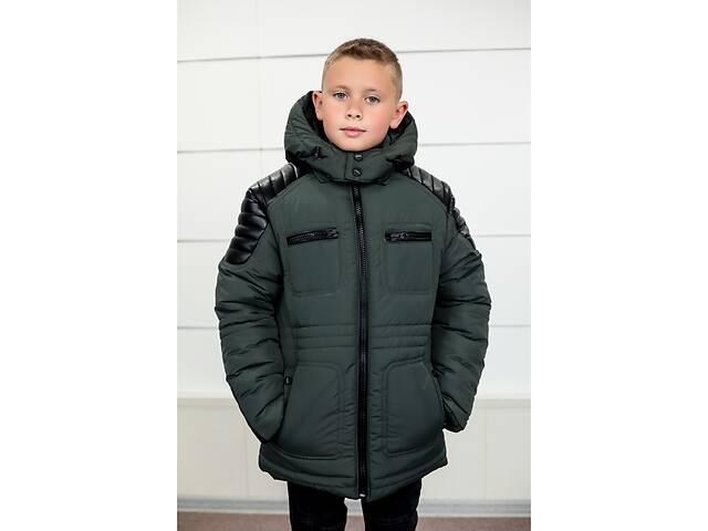 Тепла зимова куртка для хлопчиків,вік 5-10 років, різні кольори- объявление о продаже  в Києві