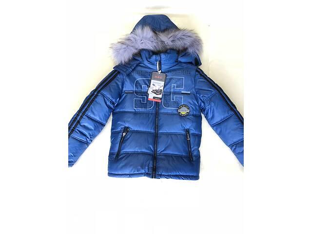 бу Зимняя куртка для мальчика в Одессе