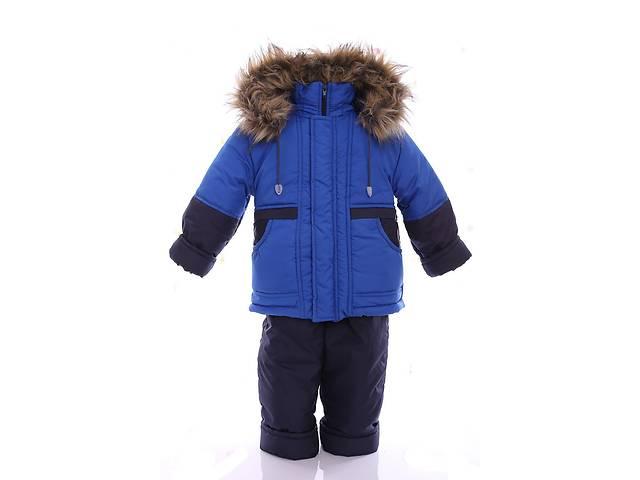 продам Зимний костюм для мальчика Классика электрик бу в Одессе