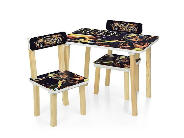 бу Детский стол с двумя стульчиками Bambi 501-54 Трансформеры ***  в Украине