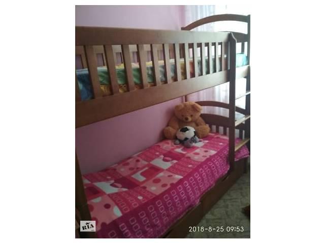 бу Двухъярусная кровать-трансформер Карина от производителя Акция! в Киеве