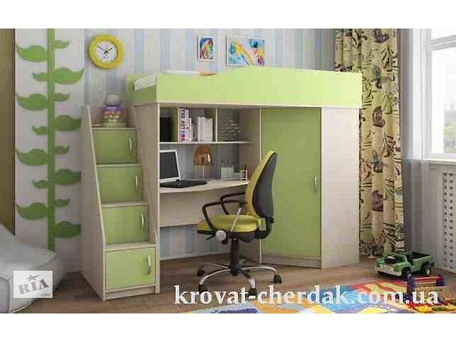Кровать чердак- объявление о продаже  в Харькове