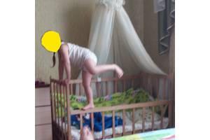 б/в Ліжечка для новонароджених