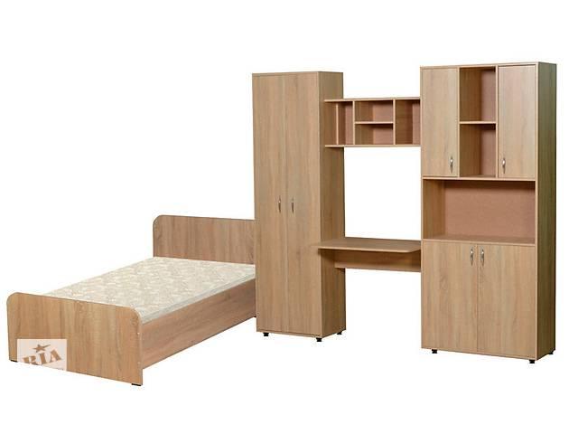 продам Мебель для детской комнаты Симба (ДСП). Стенка и кровать  в детскую бу в Киеве