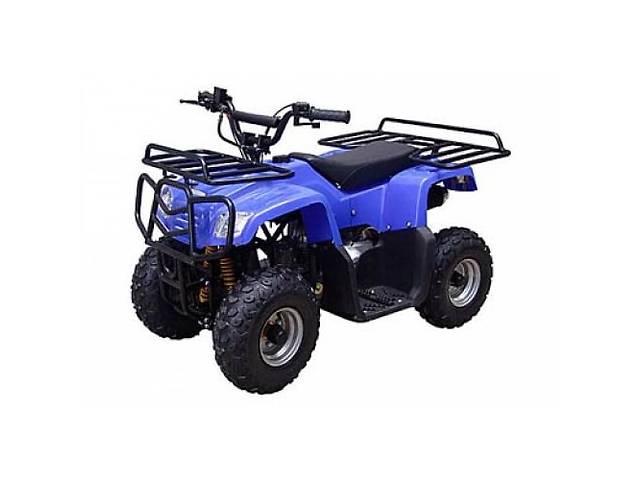 Бензиновый квадроцикл ATV HL-A420 Синий- объявление о продаже  в Одессе