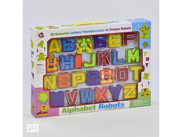 продам Буквы-трансформеры 500-22 Английский алфавит Art. all--893616908 бу в Киеве