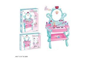 Детское трюмо-пианино для девочек 3315