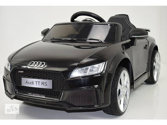 Детский электромобиль Audi Quatro TT RS- объявление о продаже  в Львове