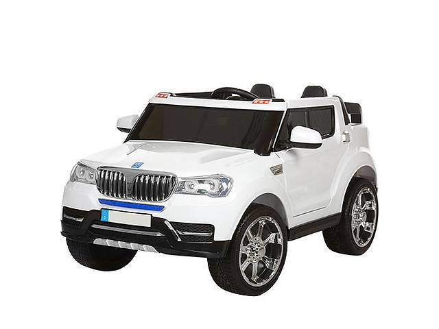 продам Детский электромобиль Джип M 3107 EBLR-1, 4 мотора,мягкие колеса,кожанное сидение бу в Одессе