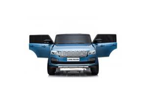 Детский электромобиль Land Rover Range Rover 4WD DK-RR999 Синий