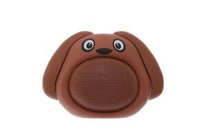 Колонка собачка MB-M818 (MB-M818(Brown))