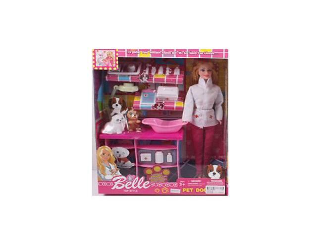 Кукла ветеринар с аксессуарами- объявление о продаже  в Дубно