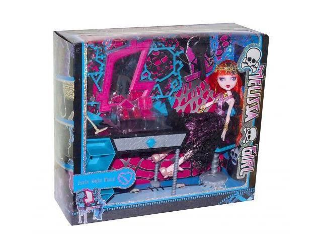 "продам Мебель с куклой ""Monster High (Школа Монстер Хай)"" №4 бу в Дубні"