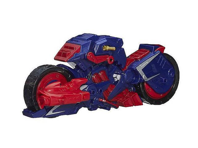 продам Мотоцикл Капитана Америка из серии разборных супергероев - Captain America Motorcycle, Mashers - 143166 бу в Одессе
