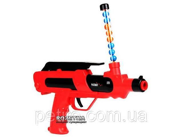 продам Набор для пейнтбола Sport Tech - Patriot  (пистолет, шарики, очки ) бу в Киеве