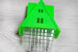 Ночник (Домик) 7W:Зеленый