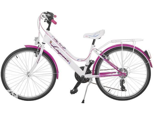 продам Велосипед 24 LAGUNA VS2 для девочки SHIMANO 2017 бу в Львове