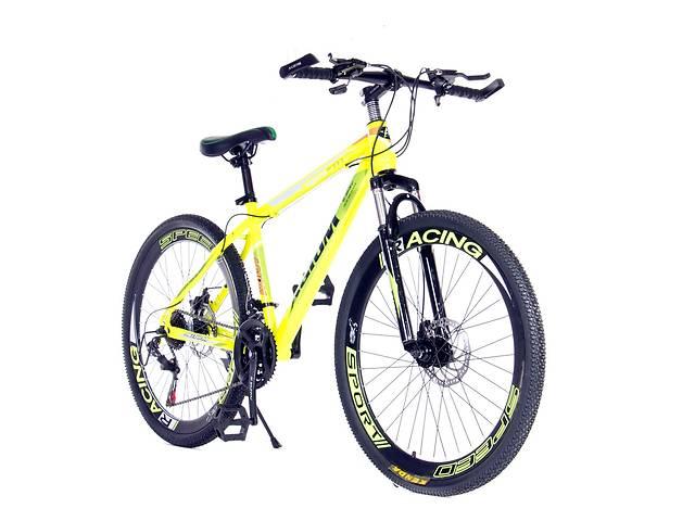 Велосипед AGIOM спортивный взрослый  TZ-M1607   26 д- объявление о продаже  в Дубні