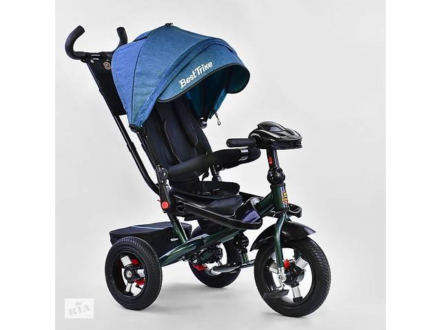продам Велосипед Best Trike 6088 F – 6191 поворотне сидіння, надувні колеса, з пультом бу в Києві