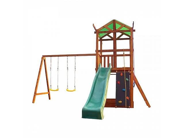 Игровой комплекс для улицы SportBaby Babyland-3