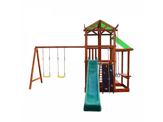 Игровой комплекс для улицы SportBaby Babyland-7