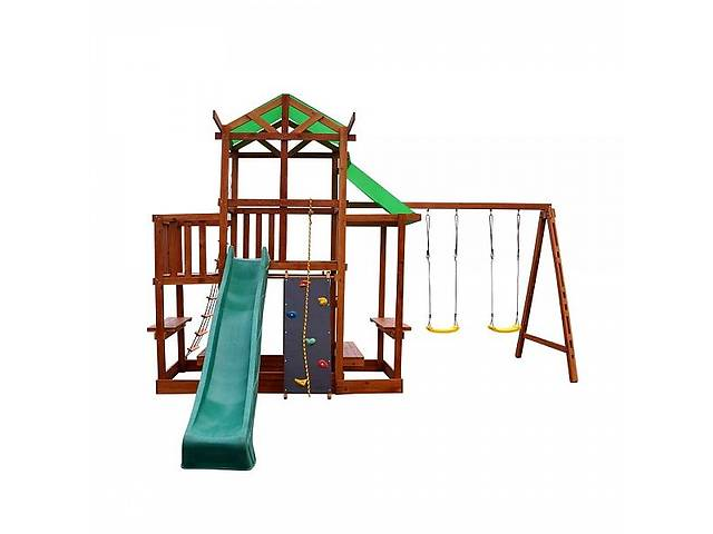 Игровой комплекс для улицы SportBaby Babyland-9