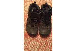 б/у Детские осенние ботинки Eссо