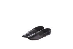 Чешки кожаные Matita 25 Черный (1345-2915900072874)