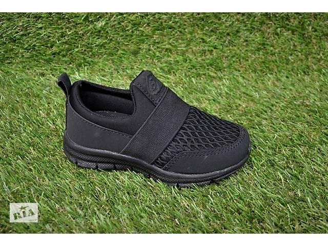 купить бу Детские кроссовки adidas Callion сетка черные 26 -30 в Южноукраинске
