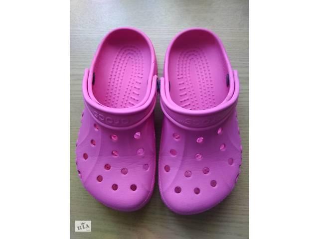 купить бу Кроксы Crocs Kids Classic для девочки в Киеве