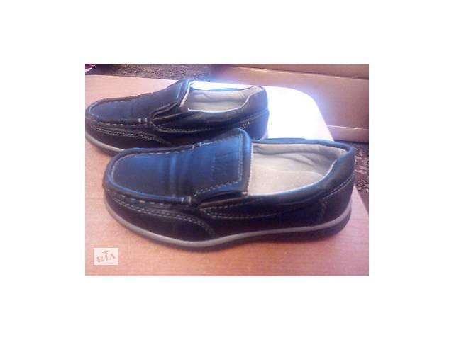 Мокассины-Туфли для мальчика 26 размер- объявление о продаже  в Запорожье