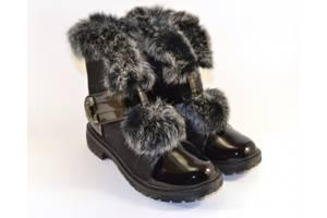 Новые Детские зимние сапоги