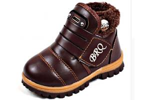 Нові Дитячі зимові чоботи