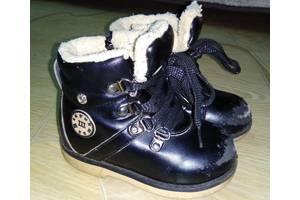 б/в Дитячі зимові черевики Шалунішка