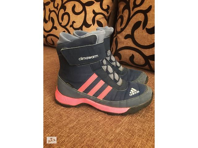 продам Зимние ботинки Adidas 36р (23см) бу в Киеве