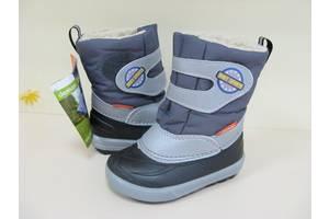 Новые Детские демисезонные ботинки Demar