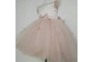 Бальное платье на 1-2 года. Пышное платье. Фатиновое платье на день рождения.