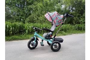 Bелосипед трехколесный Mini Trike, надувные колеса