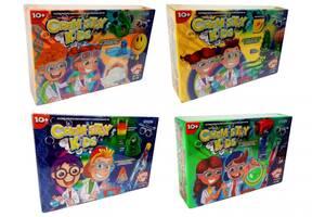 """Безопасный образовательный набор Danko Toys для проведения опытов """"CHEMISTRY KIDS"""""""