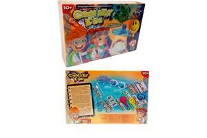 Безопасный образовательный набор для проведения опытов CHEMISTRY KIDS Danko Toys (7888DT)