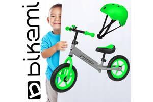 Біговел беговел   JUMI BikeMi зелений